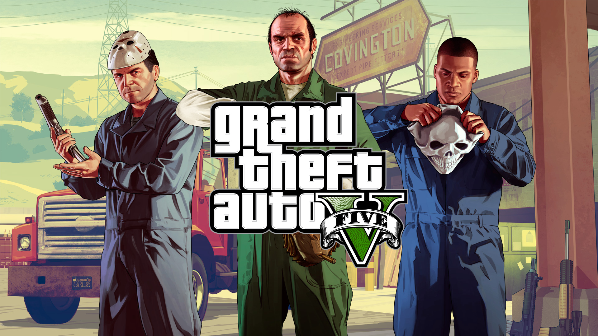 Grand Theft Auto V (GTA 5) PC Social Club + Гарантия