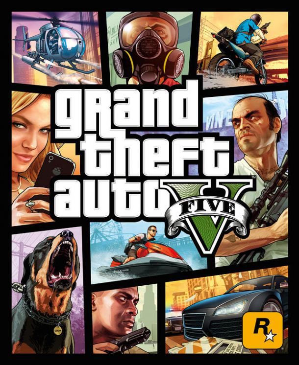 GRAND THEFT AUTO V (GTA 5) | REG.FREE | MULTI.