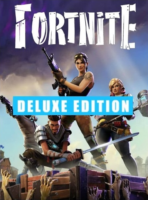 FORTNITE Super Deluxe Edition (Гарантия ✅)