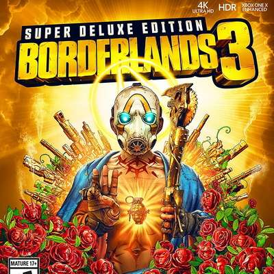 BORDERLANDS 3 |SUPER DELUXE| ГАРАНТИЯ| CASHBACK