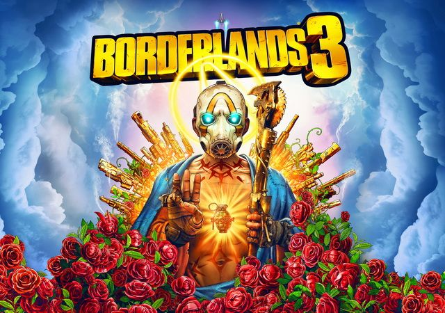 ⭐ Borderlands 3 Super Deluxe (Epic Games) с гарантией ⭐