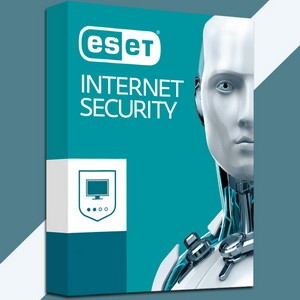 ESET NOD32 Smart (internet) Security (3ПК) 1год