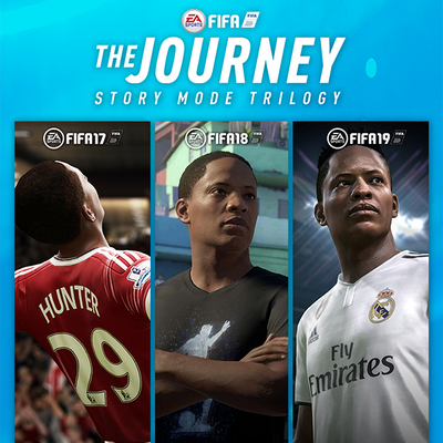 FIFA Journey Trilogy(FIFA 19+18+17) Xbox One ключ