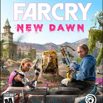 FAR CRY NEW DAWN | CASHBACK | ГАРАНТИЯ