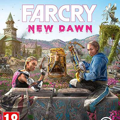 Uplay Far Cry New Dawn + подарок