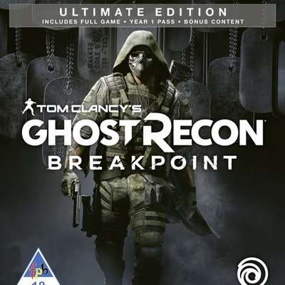 Ghost Recon® Breakpoint Ultimate | XBOX ONE |