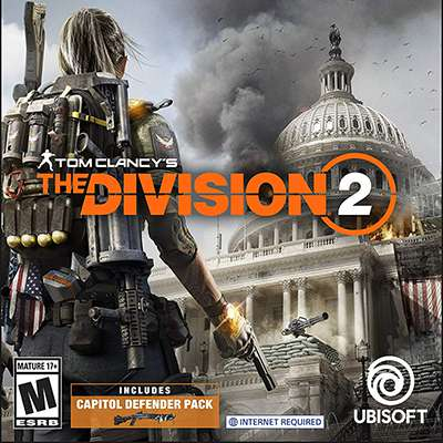 Tom Clancy's The Division® 2 (гарантия минимум 3 года)