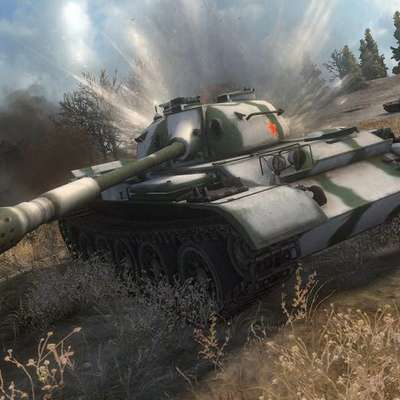 World of Tanks Random 9-10 LvL + почта